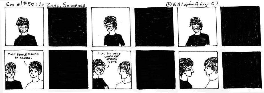 "The last of the ""Viet Nam"" comics."