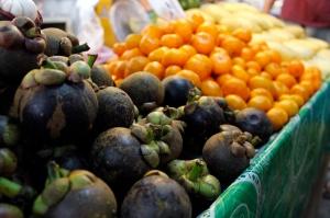 Various Thai Fruits!