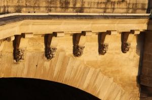 Pont Neuf detail.