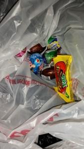 Easter candy shame