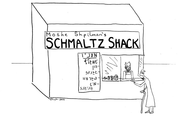 schmaltz shack