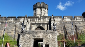 The Eastern State Penitentiary in Philly